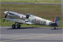 #4281 Spitfire AB910 Royaume-Uni - air force