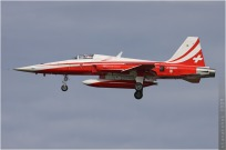 tn#4330 F-5 J-3083 Suisse - air force