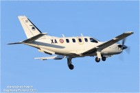 #4393 Alphajet E103 France - air force