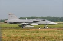 tn#4423-Gripen-39815-Suède - air force