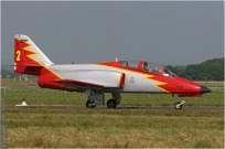 tn#4444-Aviojet-E.25-52-Espagne-air-force