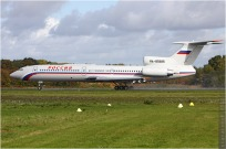 #4466 Tu-154 RA-85686 Russie - gouvernement