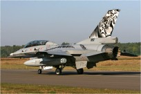 tn#4536-General Dynamics F-16BM Fighting Falcon-692