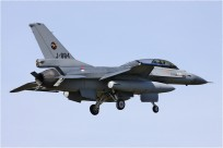 tn#4545-General Dynamics F-16BM Fighting Falcon-J-884