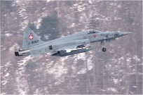 #4671 F-5 J-3067 Suisse - air force
