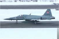 tn#4675 F-5 J-3079 Suisse - air force