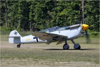 tn#4738-Bf 109-10 yellow-Royaume-Uni