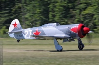 tn#4792-Yak-3-27 white-France