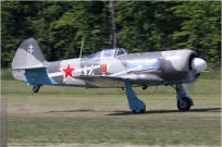 tn#4796 Yak-11 14 white France