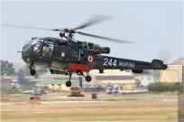 tn#4852-Alouette III-244-France - navy