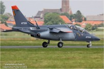 tn#5013 Alphajet AT24 Belgique - air force