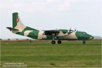 tn#5015 An-26 3208 Slovaquie - air force