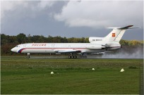#5066 Tu-154 RA-85843 Russie - gouvernement