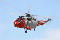 tn#5181 Sea King ZA134 Royaume-Uni - navy