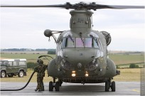 tn#5194 Chinook ZA680 Royaume-Uni - air force