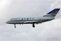 tn#5260-Falcon 20-CM-01-Belgique-air-force