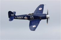 tn#5382 Sea Fury WH589 France