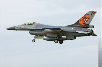 #5407 F-16 J-055 Pays-Bas - air force