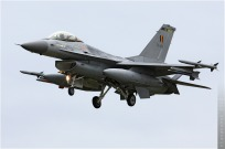#5409 F-16 FA-129 Belgique - air force