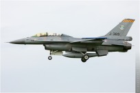 tn#5416-General Dynamics F-16BM Fighting Falcon-J-369