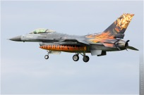 #5433 F-16 93-0682 Turquie - air force