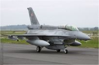#5490 F-16 4080 Pologne - air force