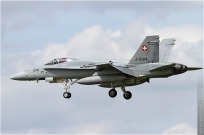 #5509 F-18 J-5014 Suisse - air force