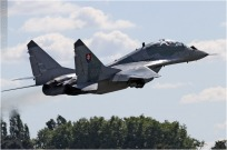 tn#5573 MiG-29 5304 Slovaquie - air force