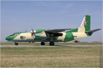 tn#5673 An-26 2506 Slovaquie - air force