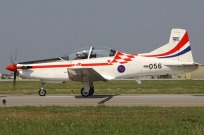 #5697 PC-9 056 Croatie - air force