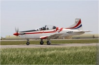 #5698 PC-9 057 Croatie - air force