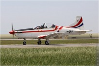 #5702 PC-9 064 Croatie - air force