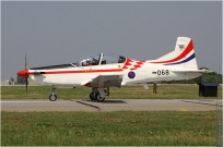 #5703 PC-9 068 Croatie - air force