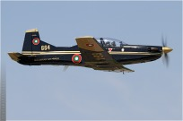 #5714 PC-9 664 Bulgarie - air force