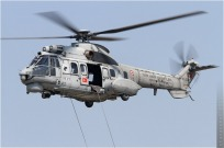 tn#5739 Super Puma 01-2528 Turquie - air force