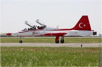 tn#5764 F-5 69-4009 Turquie - air force