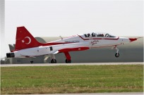 tn#5765 F-5 69-4009 Turquie - air force
