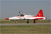 tn#5767 F-5 70-3025 Turquie - air force