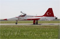 tn#5770 F-5 70-3039 Turquie - air force