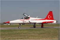 tn#5774 F-5 71-3052 Turquie - air force
