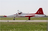 tn#5777 F-5 71-3072 Turquie - air force