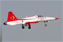 #5778 F-5 71-3072 Turquie - air force