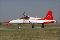 tn#5779 F-5 70-3004 Turquie - air force