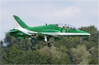 #5865 Hawk 8808 Arabie Saoudite - air force