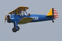 tn#5968 Stearman 309 Royaume-Uni