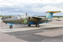 tn#6050-Saab 105-60096-Suede-air-force