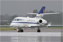 tn#6116-Falcon 20-CM-02-Belgique-air-force