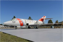 tn#6122 Falcon 20 2120 USA - coast guard