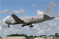 tn#6161-B767-07-3604-Japon - air force