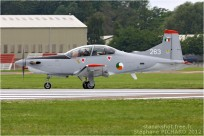 #6249 PC-9 263 Irlande - air force
